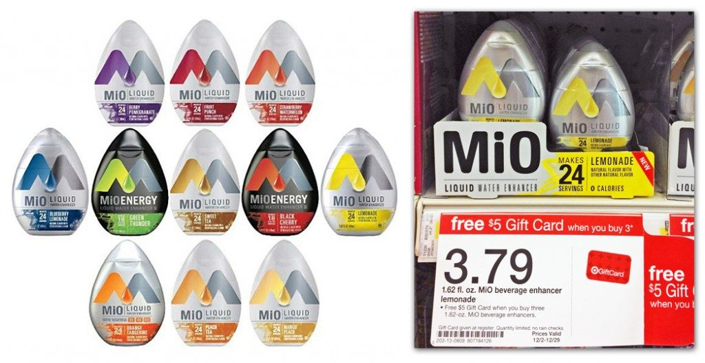 mio liquid enhancer