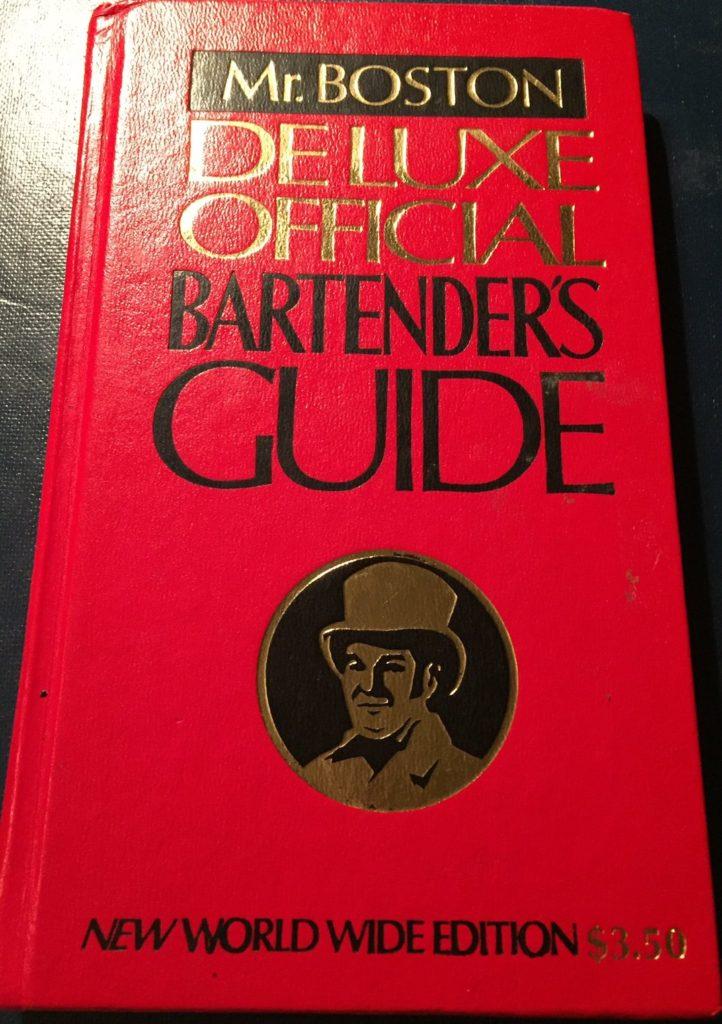 Mr. Boston Guide Credit: Amazon